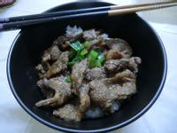 【老公指定系列】燒肉蓋飯
