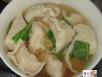 酸白菜湯餃