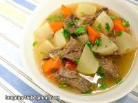 義式香草燉牛肉  *燉牛肉7