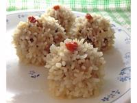黃玉珍珠丸子【台灣良質米】