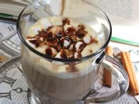 貝兒實驗室。巧克力印度香料奶茶