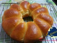基本麵團 ● 百變的微波麵包