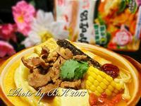 簡易版咖哩羊肉爐【可果美咖哩鍋高湯】
