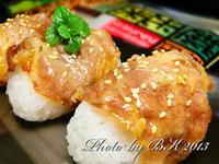 味噌豬肉飯糰【台灣良質米】