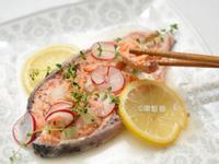 【FoodSaver】迷迭香檸檬鮭魚