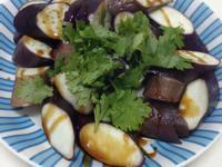 超簡易電鍋蒸紫茄