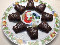 耶誕巧克力小蛋糕