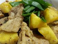 咖哩馬鈴薯燜豬肉