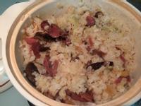 生米煮成熟飯系列—滿足的砂鍋拌飯