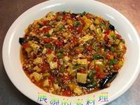 麻婆豆腐扒茄子