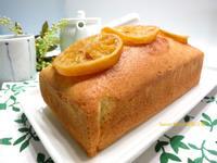 蜜橙奶油起士蛋糕