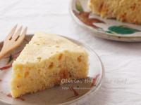 Olivia♥肉鬆蒸蛋糕