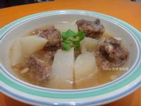 古早台灣味ㄟ【排骨酥蘿蔔湯】