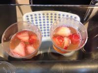 小波季節限定草莓凍