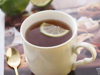 熱薑檸檬茶