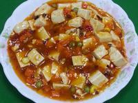 簡易麻婆豆腐