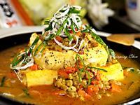 咖哩滷豆腐【可果美咖哩鍋高湯】