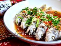 五福臨門~花椒油蔥魚【淬釀年菜料理】