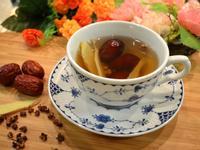 花椒紅棗生薑茶