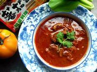 紅燒蕃茄牛肉湯[可果美蕃茄鍋高湯]