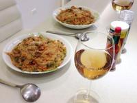 凱蘿簡易小料理~義式番茄燉飯(五辛素)