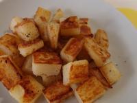 椒鹽薯丁(一鍋完成真方便)