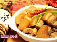 好彩頭*蘿蔔滷肉【淬釀年菜料理】