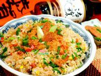 黃金烏魚子炒飯【淬釀年菜料理】