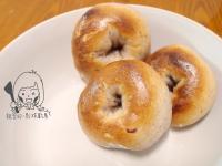 簡易果醬小貝果(免秤、小烤箱可)