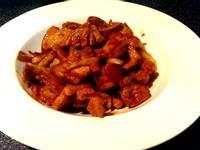 「韓式懶人料理」辣醬醃三層肉(五花肉)