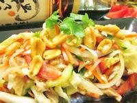 泰式涼拌高麗菜