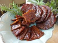 蜜汁 豬肉乾 手工 肉製品 年菜示範影音