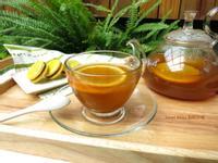 鳳梨鮮橙水果茶