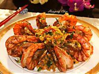 年菜-金沙蝦[穀盛壽喜燒]