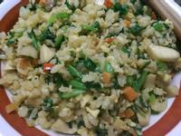 菠菜營養蛋炒飯