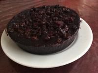 紫米提子年糕