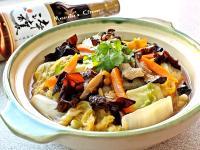 扁魚白菜滷【淬釀年菜料理】