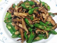 愛烹飪。青龍炒香菇