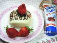 甜心饅頭【草莓就愛鷹牌煉奶】