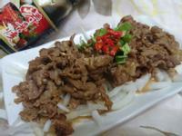 薑燒豬肉【穀盛壽喜燒】