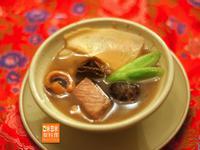 Mimi♥冬筍魷魚螺肉蒜湯