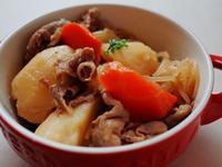 馬鈴薯燉肉【穀盛壽喜燒】