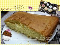 海綿蛋糕-全蛋法