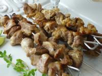 鹽麴串烤豬肉  示範影音
