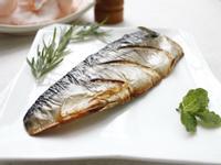 烤挪威薄鹽鯖魚片~情人節日式料理套餐