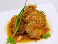 日式照燒雞腿排(豆油伯醬油食譜)