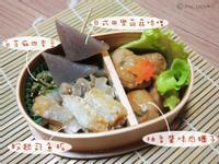 柚香肉糰子/粉起司魚板/日式田樂蒟蒻