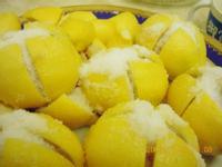 摩洛哥醃檸檬