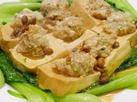 豆腐釀肉(豆油伯醬油食譜)