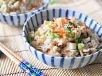 【頂好超市】浪漫暖春蘆筍櫻花蝦蘆筍炊飯